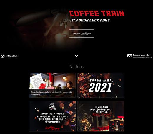 Coffeetrain